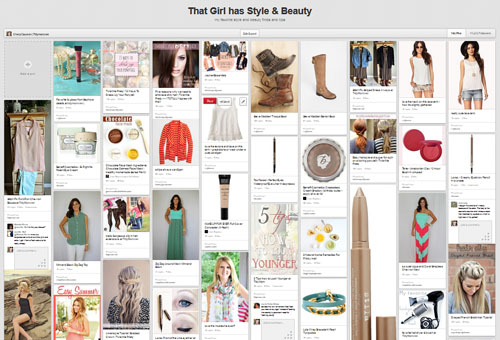 Style and Beauty Tips TidyMom Pinterest
