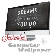 FREE Dreams Background Wallpaper at TidyMom