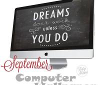 FREE Dreams Background Wallpaper at TidyMom