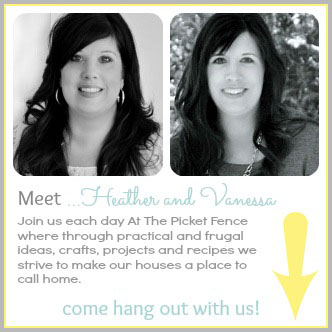 Meet Heather & Vanessa of At The Picket Fence