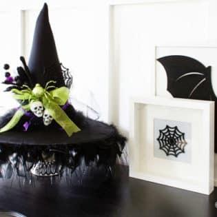 DIY Witch Hat
