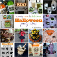 Spooky Cute and Delicious Halloween Party Ideas