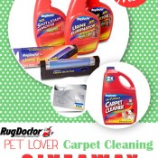 Rug Doctor Pet Lover Carpet Cleaning