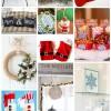 12 Simple & Fun Christmas Crafts at TidyMom.net