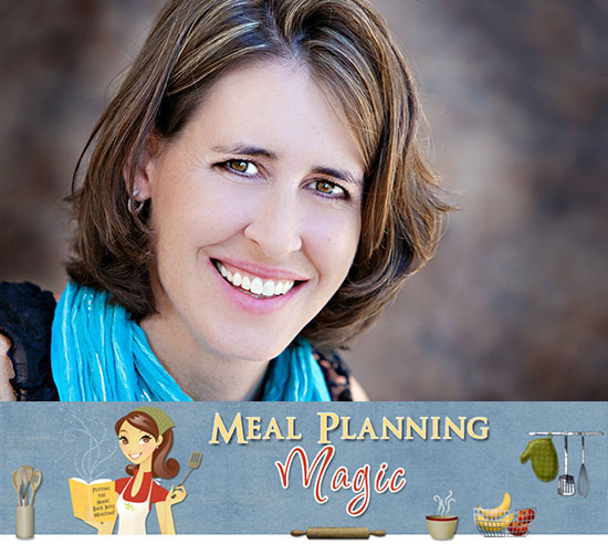 Brenda Thompson with Meal Planning Magic.