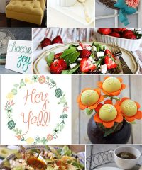 Top 10 Things to Make this Spring at TidyMom.net