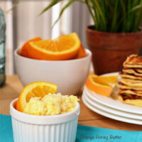 Orange Honey Butter recipe at TidyMom.net