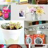 Top 10 Fresh SPRING Projects for your home at TidyMom.net