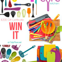 Win $200 towards Core Kitchen Tools at TidyMom.net