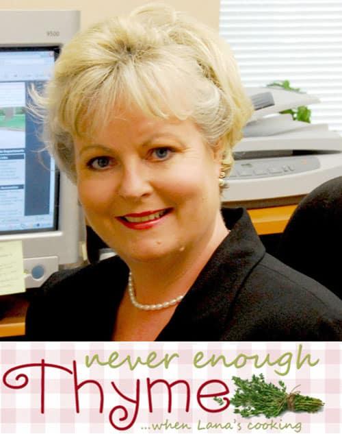 Lana Stuart of lanascooking.com