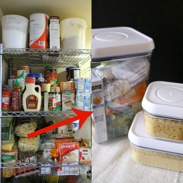 9 Tips For A Perfectly Organized Pantry: Perfect Pantry Organization