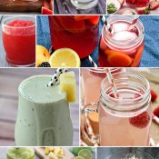 Top 10 Refreshing Summer Drink Recipes at TidyMom.net