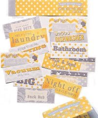 FREE Printable Mother's Day Coupon Book at TidyMom.net