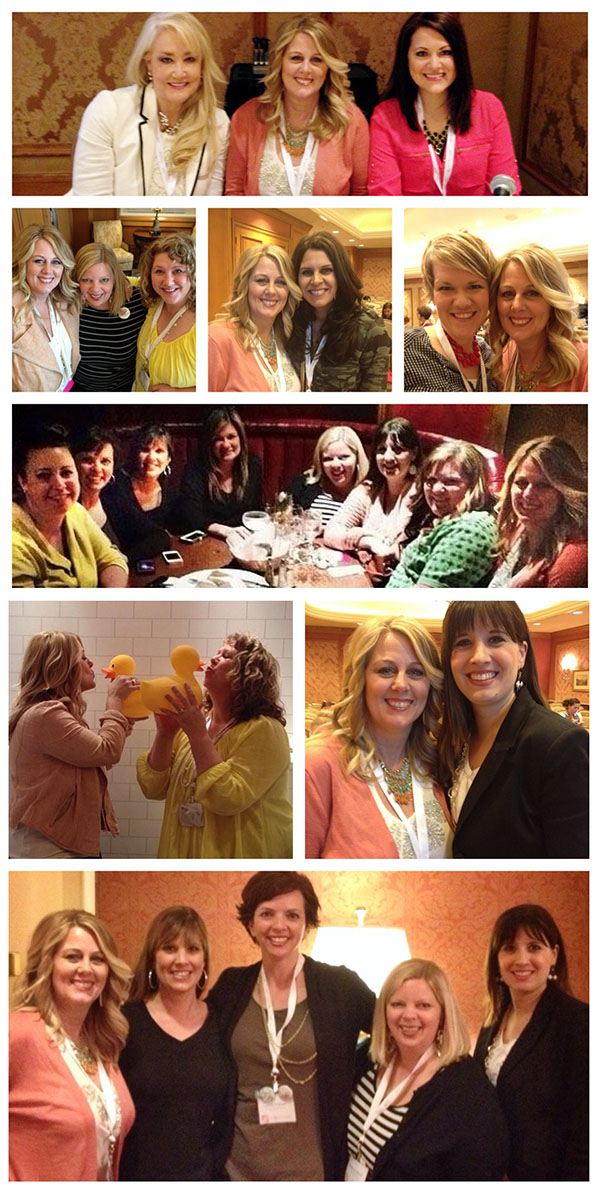 snap conference and spring crafts & recipes | i'm lovin' it