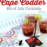 Pop Rock Rimmed Cape Codder Cocktail recipe at TidyMom.net