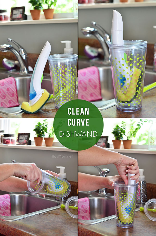 Scotch-Brite Clean Curve Dishwand