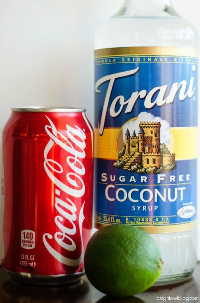 """Dirty"" Coca-Cola"