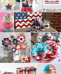 Top 10 Patriotic Projects at TidyMom.net #ImLovinIt
