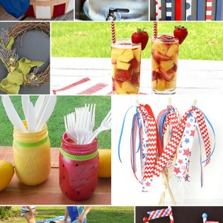 Top 10 Summer DIY Ideas at TidyMom.net #ImLovinIt