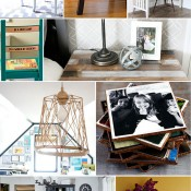 Top 10 DIY Projects for you home at TidyMom.net #ImLovinIt