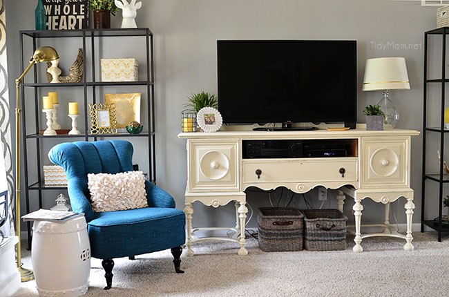 How To Decorate Around A Television