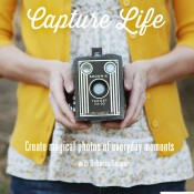 Capture Life - create magical photos of everyday moments. Online Photography workshop with Rebecca Cooper.