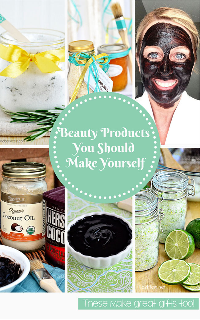 Beauty Products You Should Make Yourself