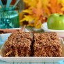 Apple and Brown Sugar Crumb Coffee Cake recipe at TidyMom.net