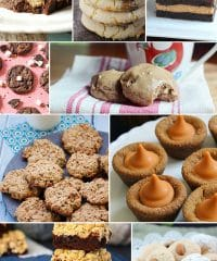 10 favorite cookie and bar recipes featured at TidyMom.net
