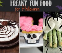 Freaky Fun Food Ideas at TidyMom.net