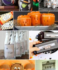 10 Frightfully Fun Ideas for Halloween at Tidymom.net