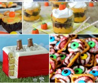 Fun Fall Food Ideas and Recipes at Tidymom.net #ImLovinIt