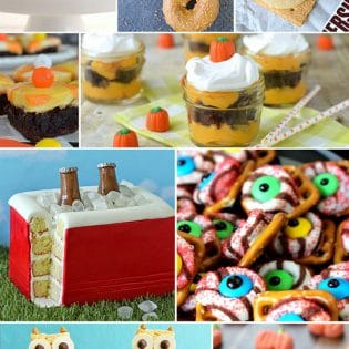 Fun Fall Food Ideas and Recipes at Tidymom.net #ImLovinIt