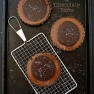 Salted Caramel & Chocolate Tarts. Simple yet elegant dessert recipe at TidyMom.net