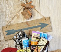 Favorite Things Giveaway basket at TidyMom.net