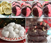 10 Outstanding Christmas Cookie Exchange Recipes at TidyMom.net