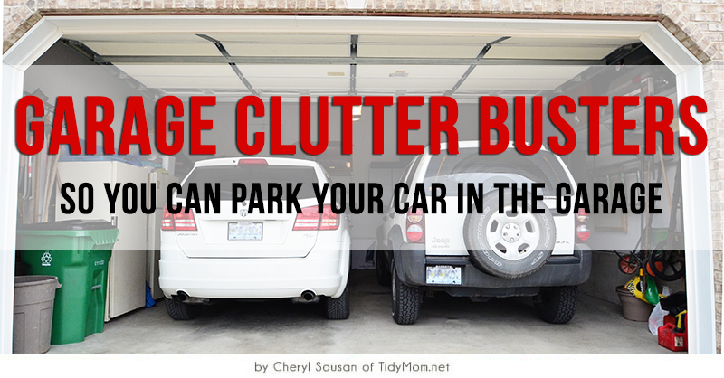 Garage Clutter Busters