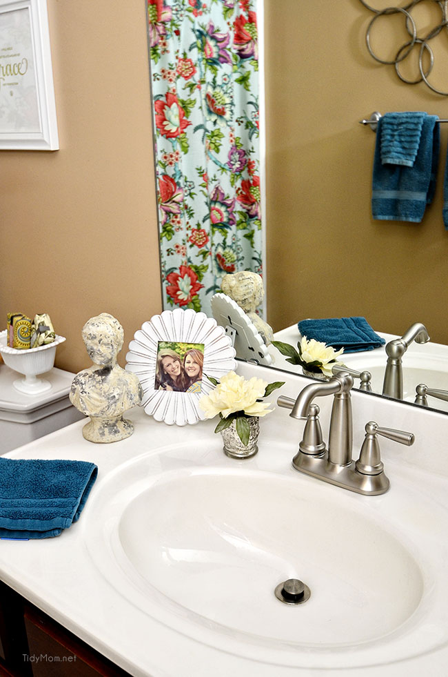 Stay Squeaky Clean with a few high-tech Bathroom updates at TidyMom.net