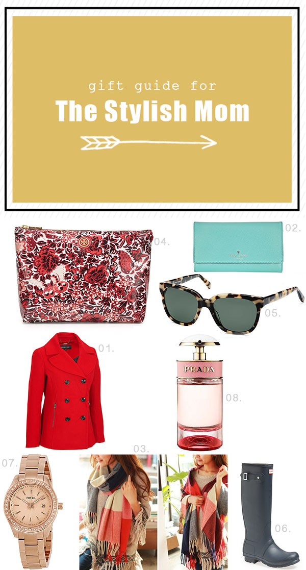 Gift Guide for the Stylish Mom