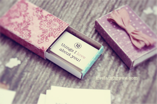 Vintage Inspired Covered Matchboxes