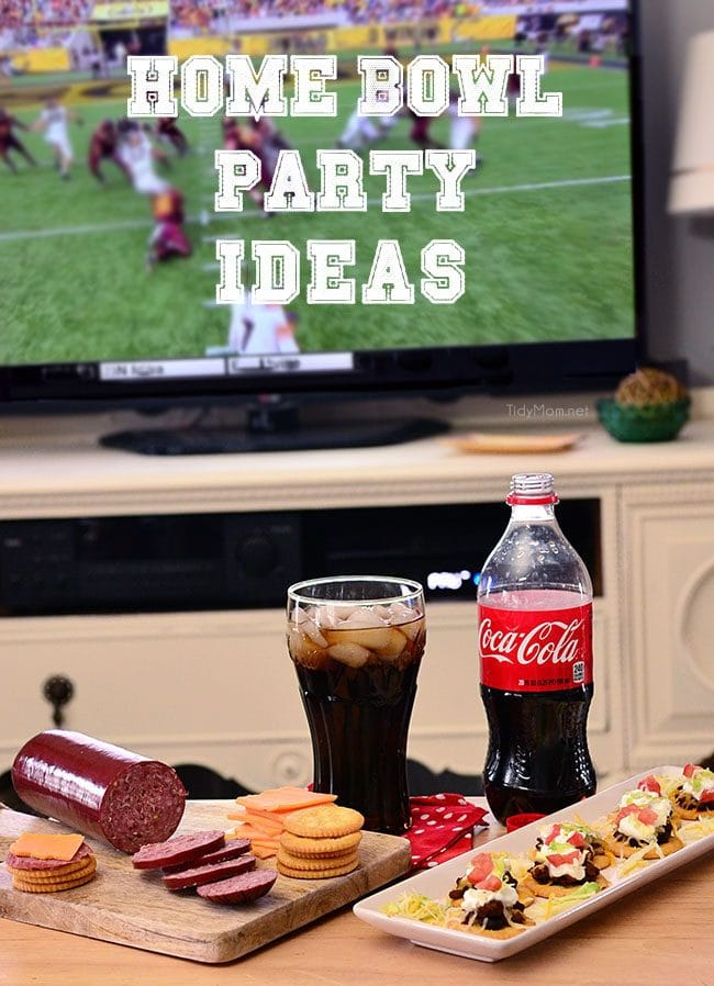 Home Bowl Party Food Ideas image