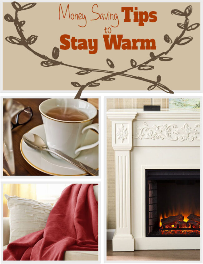 Money Saving Tips to Stay Warm this Winter