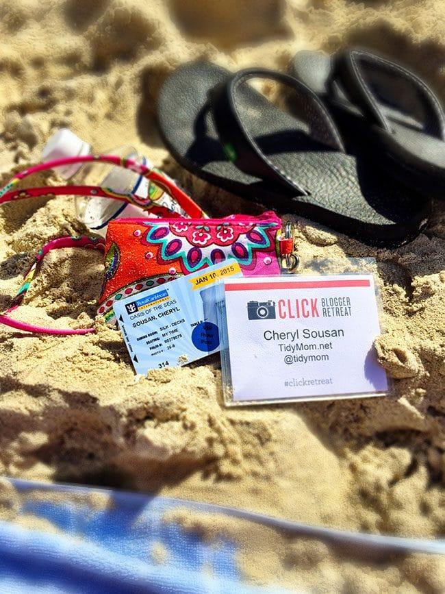 Click Retreat 2015 Royal Caribbean Oasis of the Seas cruise ship image