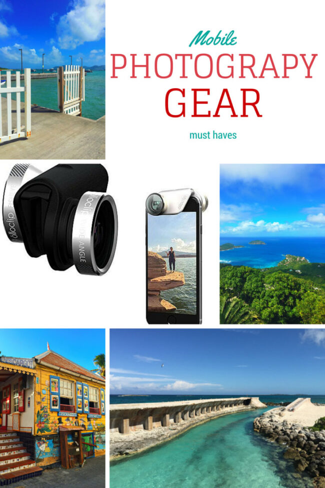 Mobile Photography Gear Must Haves {image}