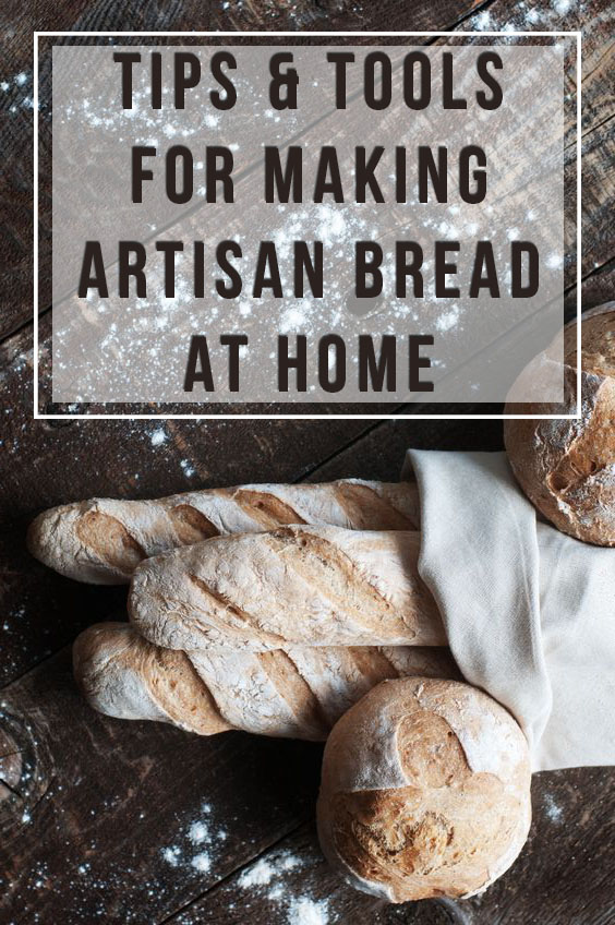 Tips & Tools for Making Artisan Bread at Home, in 5 minutes a day!