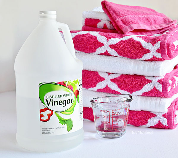 No more stinky towels! Learn how to remove mildew smell from towels