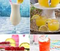 Cool Summer Sips! 9 drink recipes to keep you cool this summer at TidyMom.net
