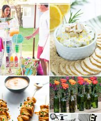 Beat the Heat with these Summer Entertaining Ideas at TidyMom.net