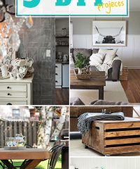 9 DIY Summer projects and tutorials to inspire you! at TidyMom.net