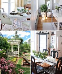 SPECTACULAR SUMMER HOMES at TidyMom.net